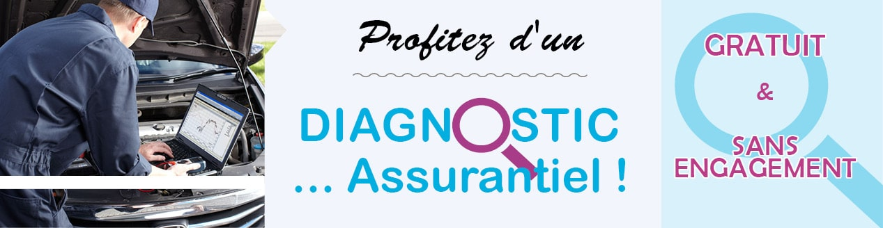 diagnostic de vos assurances gratuit, sans engagement